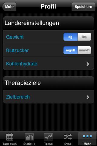Bolusrechner App Iphone